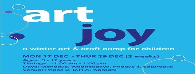 winter art & craft camp