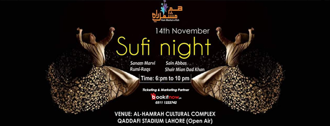sufi night
