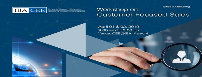 workshop on customer focused sales
