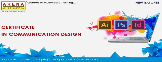 become a professional creative designer - arena multimedia