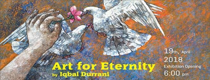 art for eternity by iqbal durrani