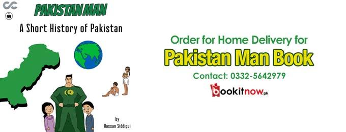 pakistan man