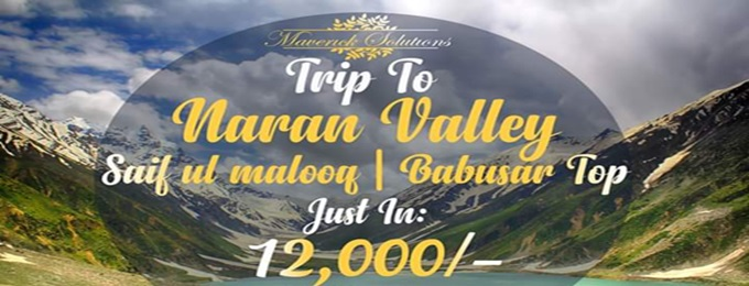tour to naran valley , saif ul malooq & babusar top