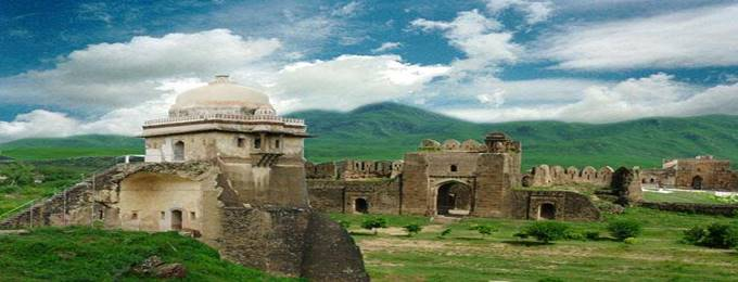 one day trip to rohtas fort