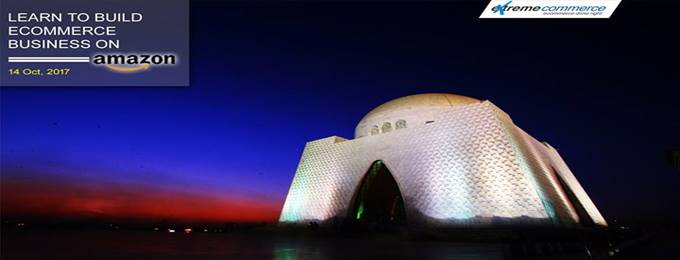build business on amazon from karachi