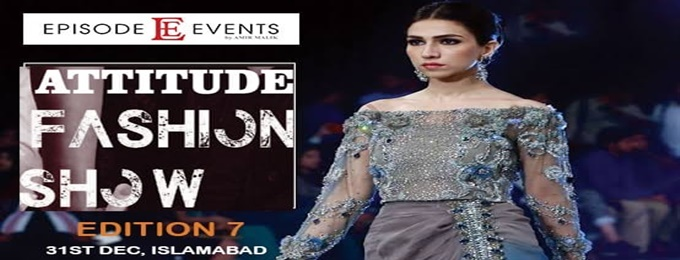 attitude fashion show