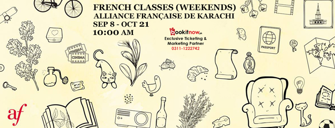 french classes (weekends)