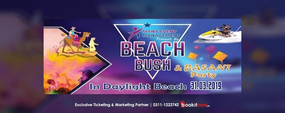 beach bush & basant