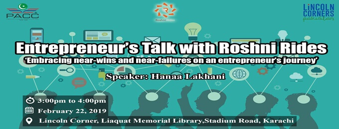 entrepreneur's talk with roshni rides