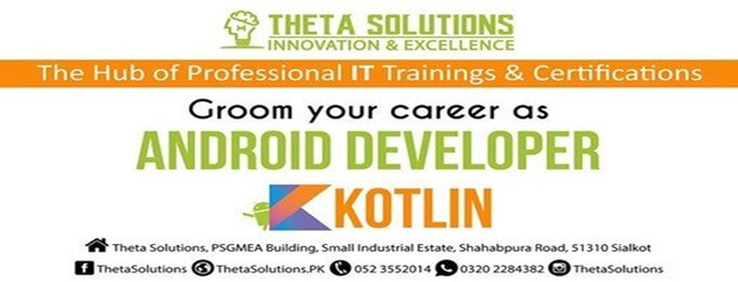 learn android mobile application development with kotlin & room