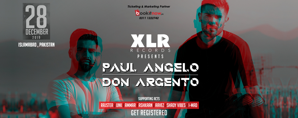 xlr records pres. paul angelo & don argento