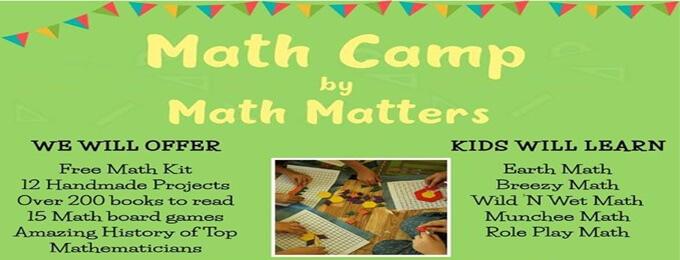 math camp by math matters