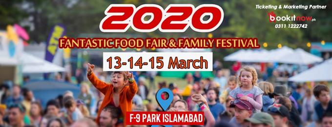 Fantastic Food Fair & Family Festival