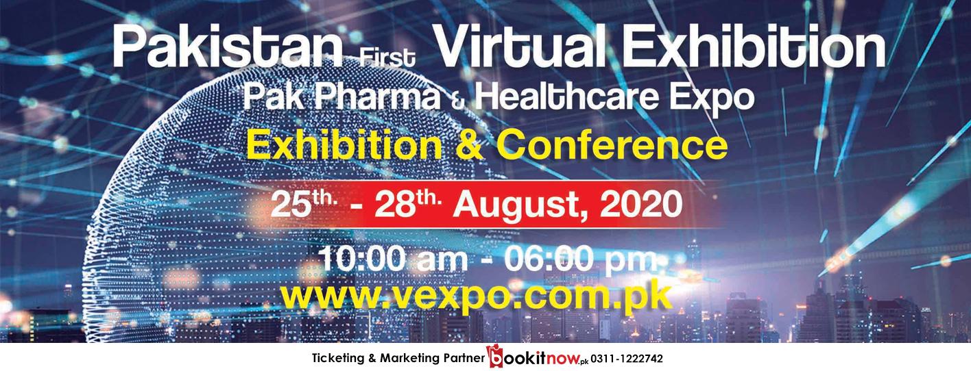 Pak Pharma Expo & Healthcare Virtual Expo 2020