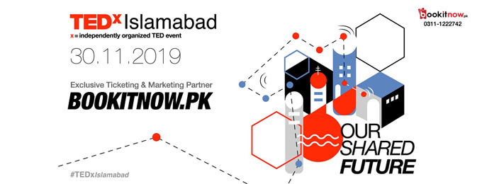 TEDxIslamabad 2019-Our Shared Future