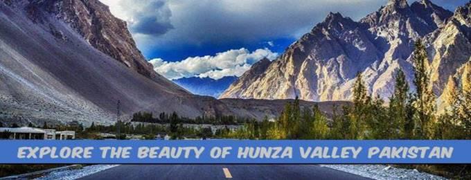 the beautiful hunza ,attabad lake