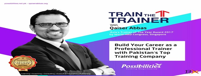 karachi! master the training business