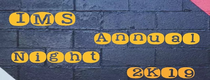 ims annual night 2k19