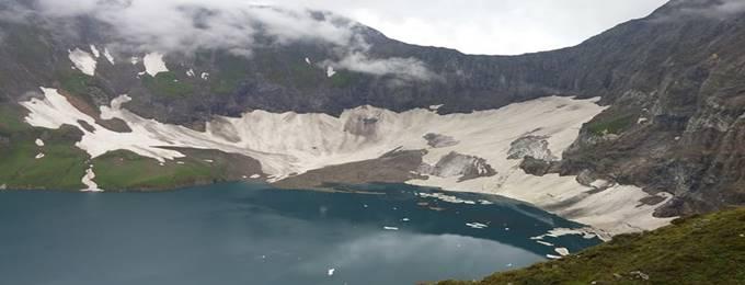 Rattigali Lake Trek