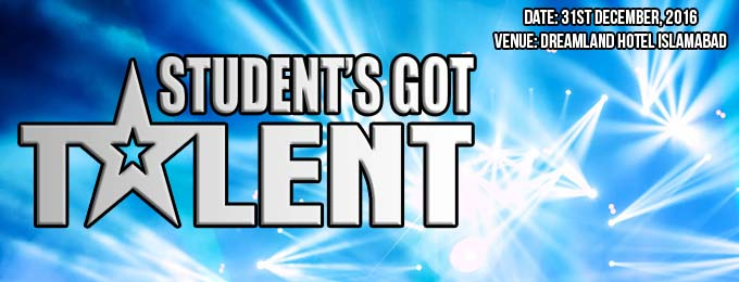 Students Got Talent -Islamabad