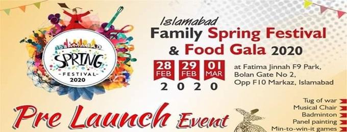 islamabad family spring festival 2020