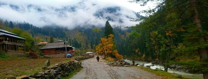 03 days eid tour to neelum valley, azad kashmir kel & arang kel (6th - 9th june)