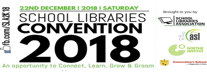 school libraries convention 2018