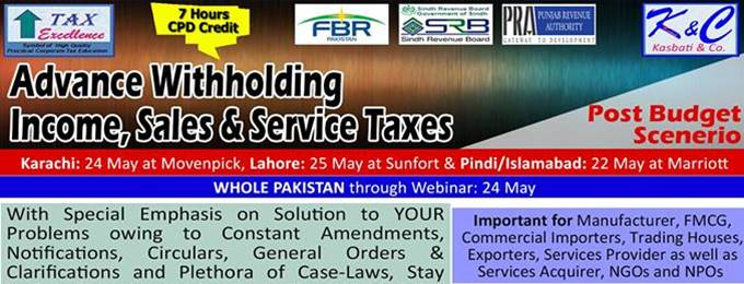 advance withholding income, sales & service taxes workshop