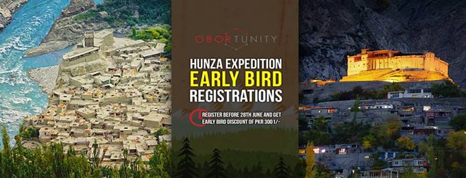 hunza expedition 2018