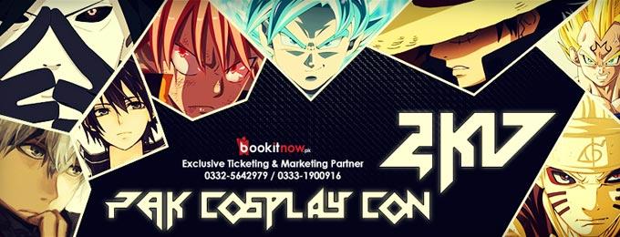 Pak Cosplay Con 2K17