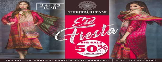 eid fiesta - shireen rupani boutique