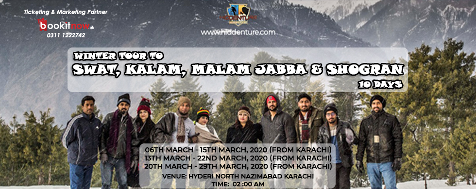 winter tour to swat, kalam, malam jabba & shogran | 10 days-1