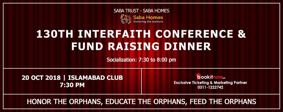 130th interfaith conference & fundraising dinner