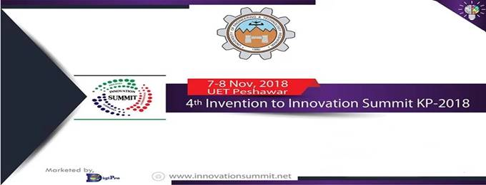 4th innovation summit kp - 2018
