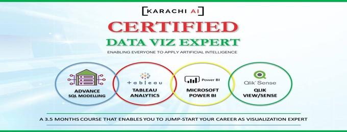 karachi ai : certified viz expert training | batch 1