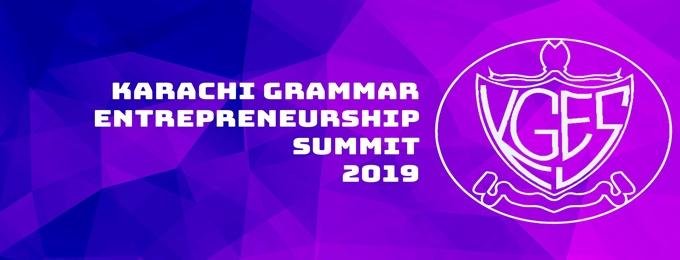 karachi grammar entrepreneurship summit 2019