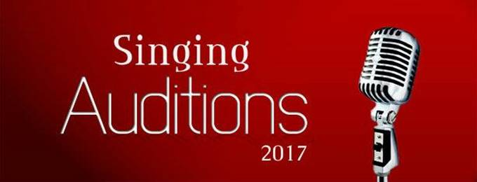 Auditions For Singing