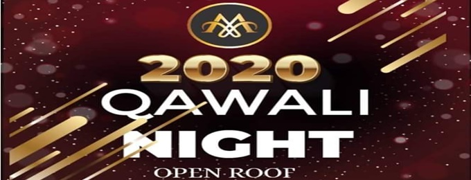 2020 qawali night