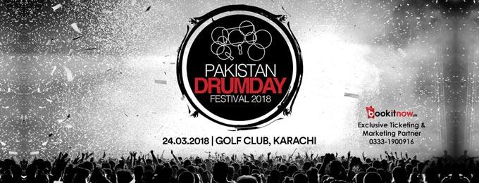 pakistan drumday festival 2018
