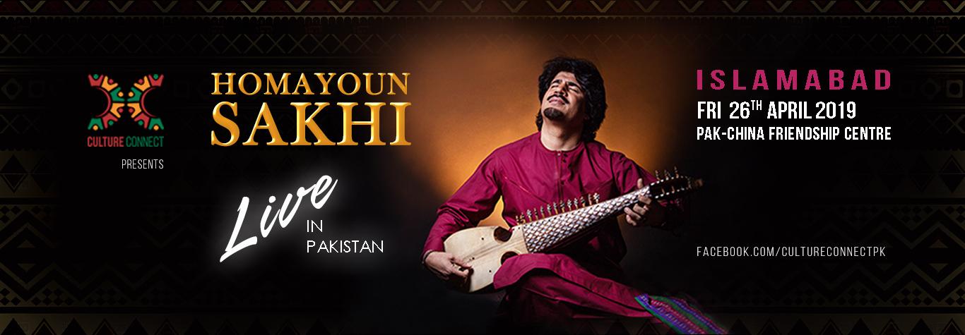 homayoun sakhi live in concert islamabad