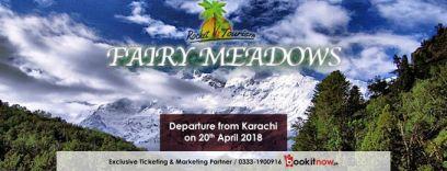 fairy meadows group tour