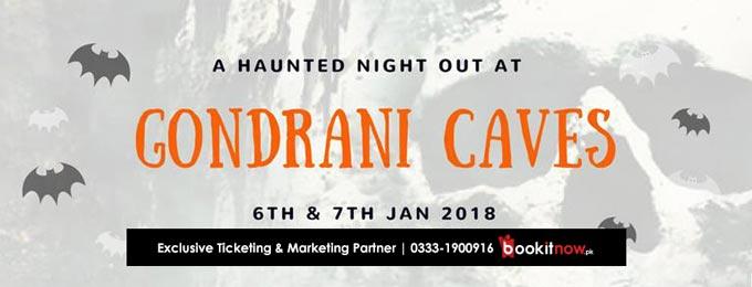 Haunted Night Camping at Gondrani Caves