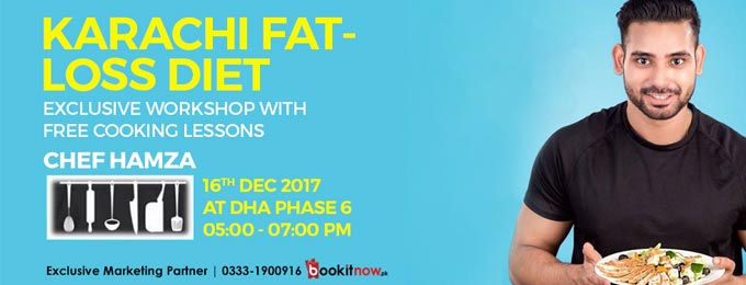 Karachi Fat Loss Diet Workshop