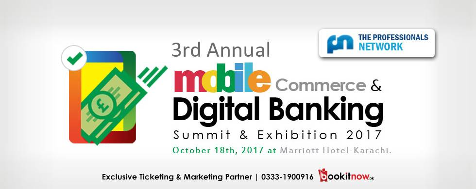 3rd mobile commerce & digital banking summit & exhibition 2017