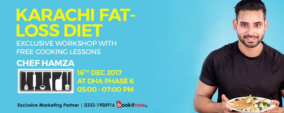karachi fat loss diet workshop