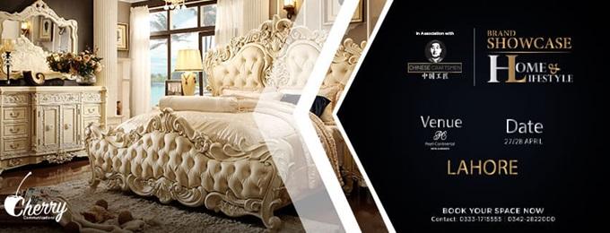 brand showcase home & lifestyle expo (lahore)
