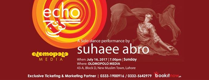 Goonj - Echo (Dance Performance) Lahore