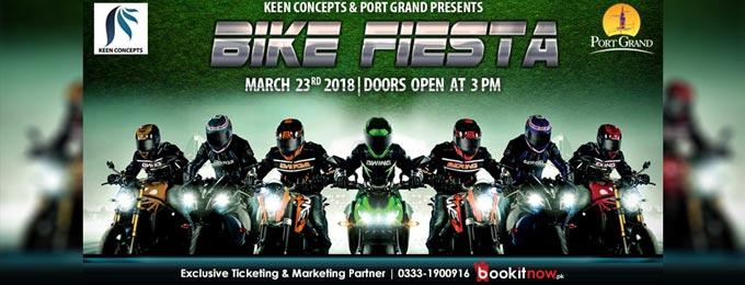 Bike Fiesta at Port Grand