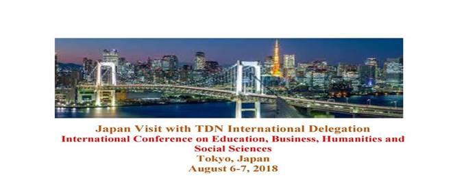 japan visit through tdn