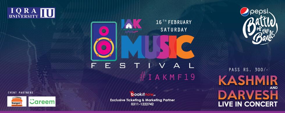 i am karachi music festival powered by pepsi
